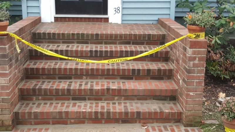 Brick Steps in Cherry Hill NJ