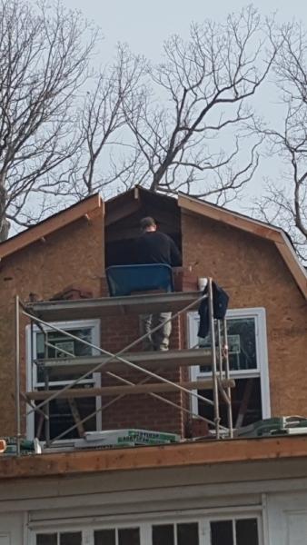 Brick Repair and Restoration