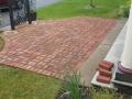 New Brick Patio Pavers