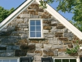 Old House with Stone Pointing