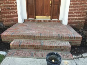 brick step repair in medford n